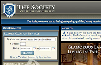 Preview of TheSociety.com